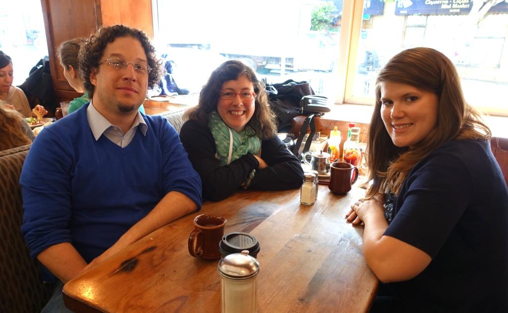 Project leaders, SAA 2015, San Francisco